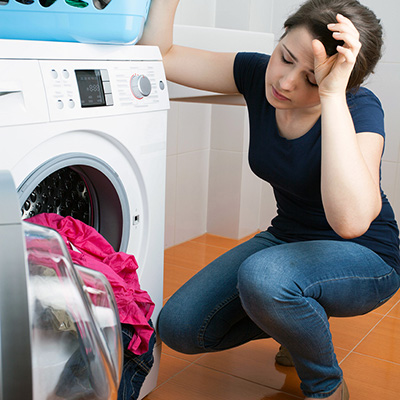 Stop the long drying time aggravation in the laundry room.