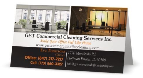 GET Commercial Cleaning Services Inc.