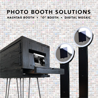 We have photo booth solutions that bring fun and value to your events!