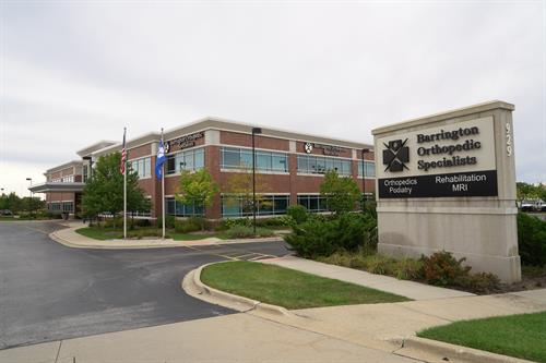Barrington Orthopedic Specialists - Schaumburg; Orthopedic Surgery, Immediate Orthopedic Care, Physical Therapy, MRI Imaging