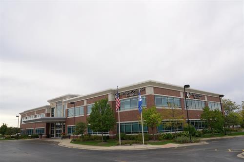 Barrington Orthopedic Specialists and Schaumburg Surgery Center