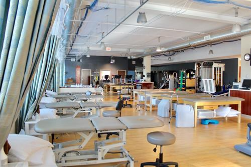 Barrington Orthopedic Specialists - Schaumburg Physical/Occupational Therapy