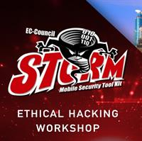 EC-Council - CEH 5-day course+exam and STORM 1-day ethical hacking workshop coming to Chicago, 11/4/2019