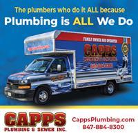 Capps Plumbing & Sewer, Inc. - Wheeling
