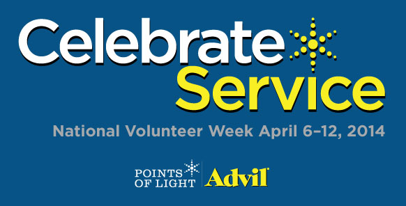 Have you thanked your volunteers this week?