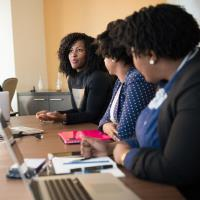 Webinar - Women of Color in the Nonprofit Sector: Race to Lead Report