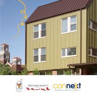 Connext All Access Tour at Ronald McDonald House Charities of Kansas City - in partnership with the Red Shoe Society