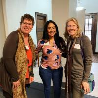 Networking Nonprofit Style at PURE Workplace Solutions with Charlotte Street Foundation
