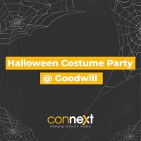 Connext Halloween Costume Party at Goodwill