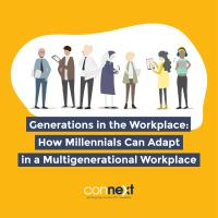 Connext Lunch & Learn: Generations in the Workplace