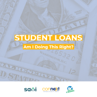 Student Loans - Am I Doing This Right?