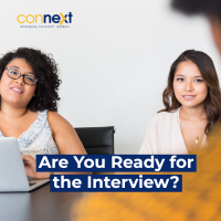 Connext Lunch & Learn: Are You Ready for the Interview?