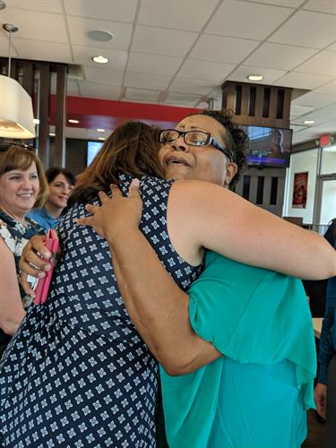 Faye Jacobs was freed on July 17th after serving 26 years for a crime she did not commit.