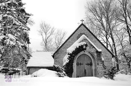 Pilgrim Chapel exterior