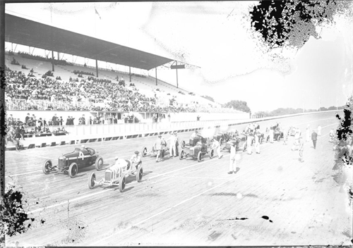 Kansas City Speedway, early 1900s
