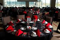 North Club - Banquet Table Decor