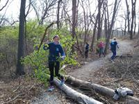 Volunteer to restore prairies and forests with our Kansas City WildLands program in the fall or spring!
