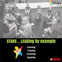 STAR Leadership program in local communities