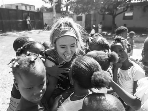 Taking Shape December Mission Camp Port au Prince, Haiti