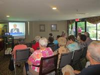LifelongLearning at senior center