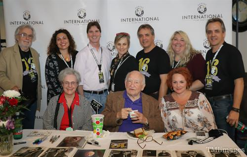 Mr. Ed Asner & KIFF Board