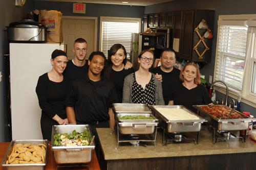 Cultivate Inc. Culinary Cornerstones, Graduating Class 2016