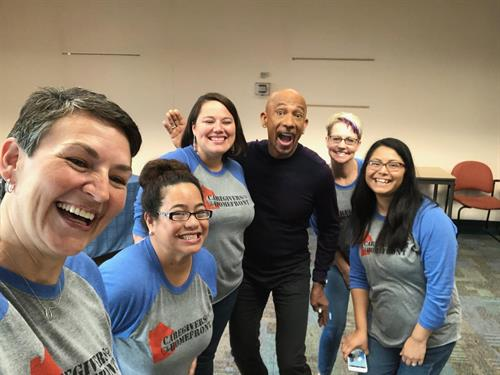 Caregivers on the Homefront with Montel Williams