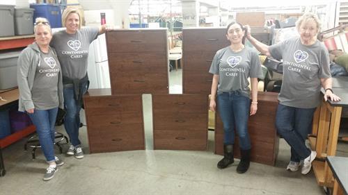 Dresser Build