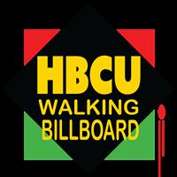 HBCU Walking Billboard
