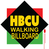 HBCU Walking Billboard