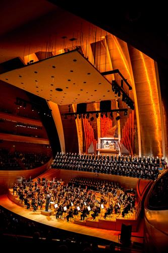 Kansas City Symphony in Helzberg Hall