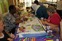 Don Bosco and Newhouse Shelter Community Art Project