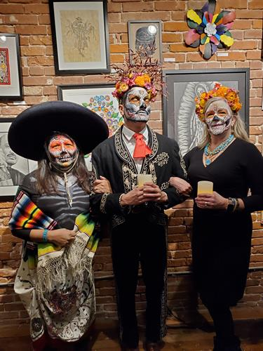Dia de los Muertos at Mattie Rhodes Center