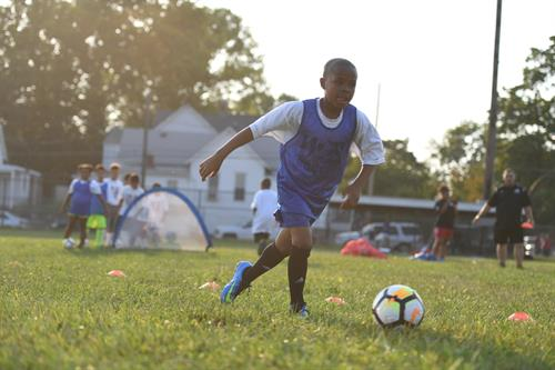 After School Youth Development - Soccer for Success