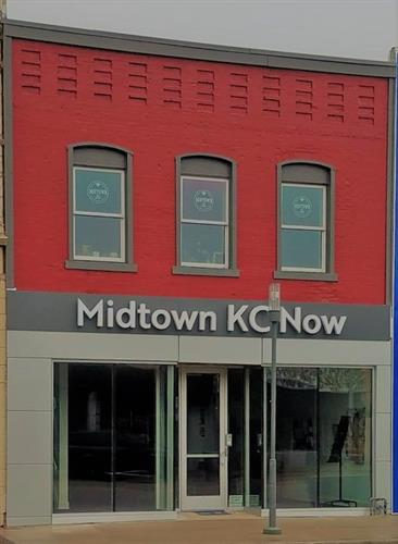 Midtown KC Now Entrance West Side