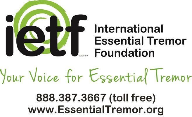 Image result for international essential tremor foundation