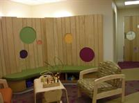 Child Protection Center waiting room