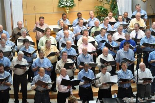 East Hill Singers in concert