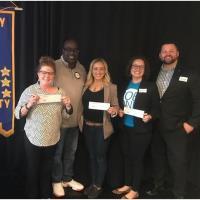 Local Nonprofits Awarded by Kansas City Plaza Rotary Club