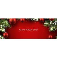 20191204 Holiday Social