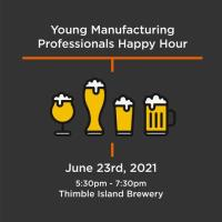 Young Manufacturing Happy Hour - Thimble Island