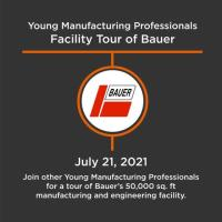 Young Manufacturer's Facility Tour of Bauer, Inc.
