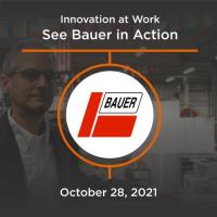 Bauer Inc. Plant Tour - Innovation in Action