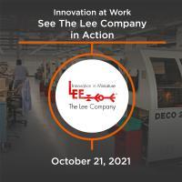 The Lee Company  Plant Tour