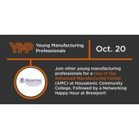 Young Manufacturer's Tour & Happy Hour - AMC and Brewport