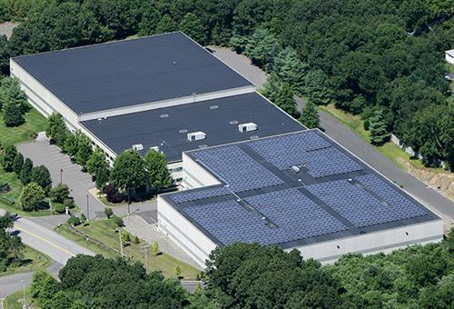 140,000 sq. ft. leading-edge facility and corporate headquarters