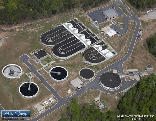 Holly Springs Wastewater Reclamation Facility