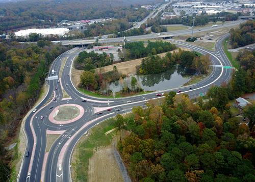 I-95 @ Temple Avenue Interchange Improvements Design-Build (Virginia)