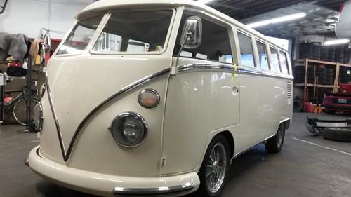 VW Classics at Alex's Garage
