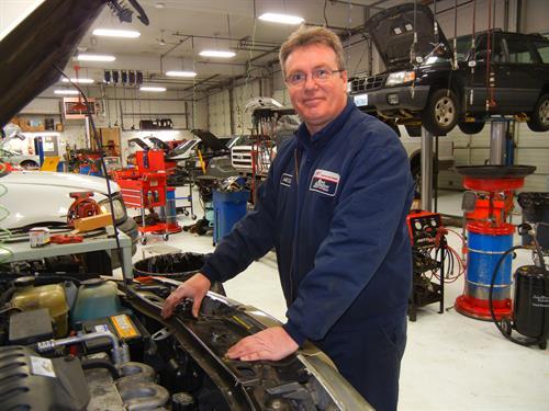 Ron's automotive Cascade PArk Technician